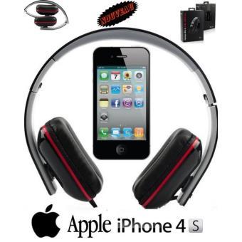 et Accessoire Apple iPhone 4S 16 Giga Reconditionné + CASQUE