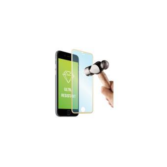 vitre protection iphone 6 plus 6s plus en verre tremp de 0 33 mm avec contour dor muvit. Black Bedroom Furniture Sets. Home Design Ideas