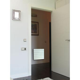 radiateur inertie 2000w smart classique blanc. Black Bedroom Furniture Sets. Home Design Ideas