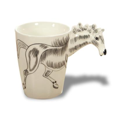 Image du produit Tasse cheval 3D Mug animal