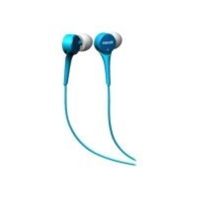 Description du produit Maxell 303595 Couplage auriculaire Intraaural Style de casque portable écouteur Fréquence des écouteurs 20 - 20000 Hz Connectivité Avec fil Interface de lappareil 3.5 mm (1 8) Couleur Bleu
