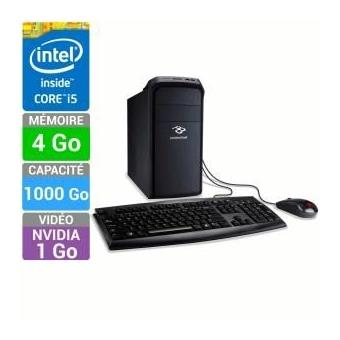 packard bell pc de bureau imedia l i54g1tg05 achat prix fnac. Black Bedroom Furniture Sets. Home Design Ideas
