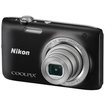 Le Nikon Coolpix S2800 est un compact numérique tout en finesse et en élégance.Cet appareil photo est construit autour dun capteur CCD de 20 mégapixels et dun zoom optique 5x. Intuitif, il détecte automatiquement les scènes et ajuste les réglages de lui-m