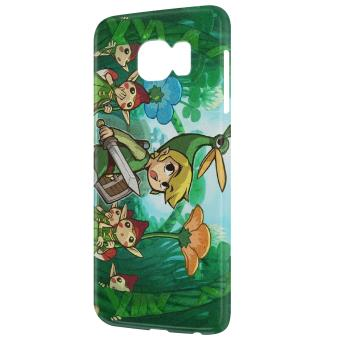 Coque galaxy s6 the legend of zelda achat prix fnac for Achat maison zelda
