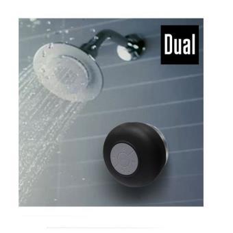 Enceinte de douche bluetooth dual achat prix fnac - Enceinte bluetooth douche ...