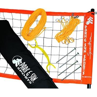 Park & Sun Sports Spectrum 2000 Volleyball-filet Orange pour 359€