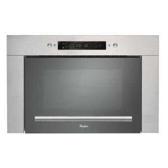 whirlpool amw413ix micro ondes encastrable 22l inox achat prix fnac. Black Bedroom Furniture Sets. Home Design Ideas