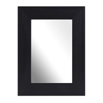 Inov8 lot de 4 miroirs de style traditionnel de for Miroir noir dvd