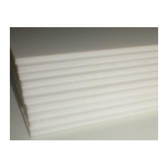 carton mousse plume blanc paisseur 3 mm a4 21x29 7 10 plaques top prix fnac. Black Bedroom Furniture Sets. Home Design Ideas