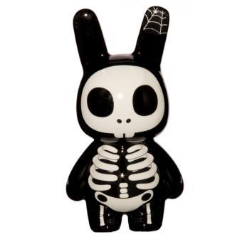 sculpture crazy bunny squelette objet de d coration fun et original achat prix fnac. Black Bedroom Furniture Sets. Home Design Ideas