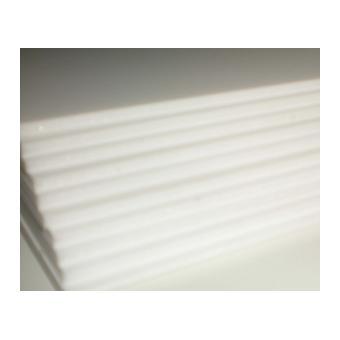 carton mousse plume blanc paisseur 5 mm a4 21x29 7 10 plaques top prix fnac. Black Bedroom Furniture Sets. Home Design Ideas