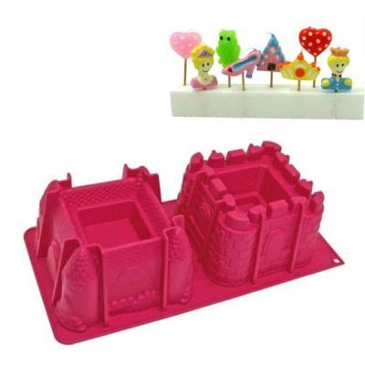 Image du produit Kit gâteau d´anniversaire princesse