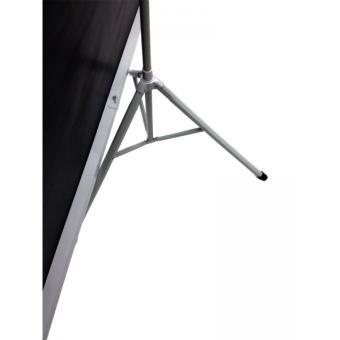 cran de projection avec tr pied 190cm x 190 cm achat prix fnac. Black Bedroom Furniture Sets. Home Design Ideas