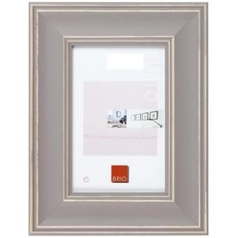 brio cadre photo constance gris 20x30 a4 top prix fnac. Black Bedroom Furniture Sets. Home Design Ideas