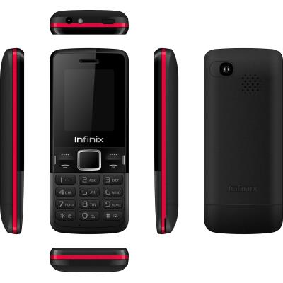 photo Telephone Mobile Infinix X 180 Rouge - Smartphone