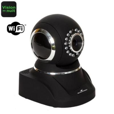 bluestork caméra ip wif à vision nocturne