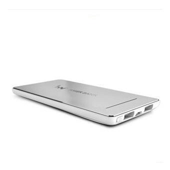 mp MyAddiction Batterie externe portable Chargeur Blanc  mAh Samsung Galaxy S et mini w