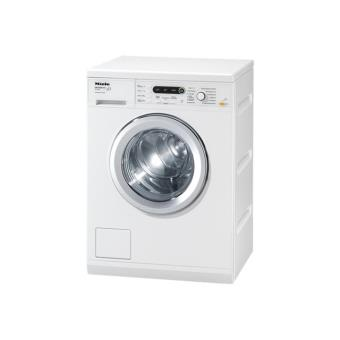 miele w 5876 wps machine laver chargement frontal pose libre blanc lotus achat prix. Black Bedroom Furniture Sets. Home Design Ideas