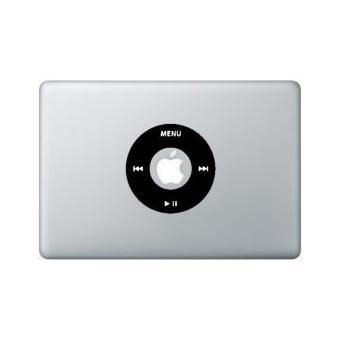 mp Stickers Macbook Lecteur Pro  pouces Or w