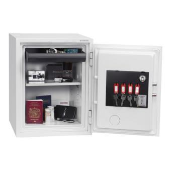 phoenix titan ii fs1273e coffre fort pour le stockage de supports achat prix fnac. Black Bedroom Furniture Sets. Home Design Ideas