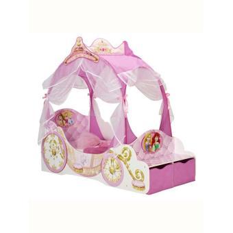 Disney princesses lit carrosse room studio 862780 achat prix fnac - Carrosse de princesse ...