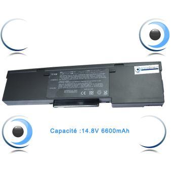 batterie pour ordinateur portable acer aspire 1360. Black Bedroom Furniture Sets. Home Design Ideas
