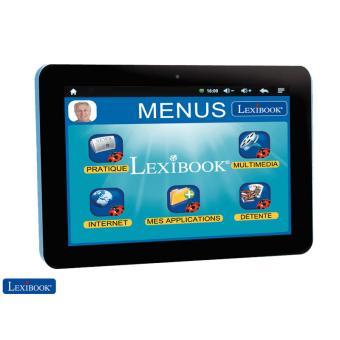 Tablette Senior Fnac : lexibook serenity ultra achat prix fnac ~ Melissatoandfro.com Idées de Décoration