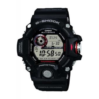 montre casio g shock gw 9400 1er rangeman noir gw 9400 1er achat prix fnac. Black Bedroom Furniture Sets. Home Design Ideas