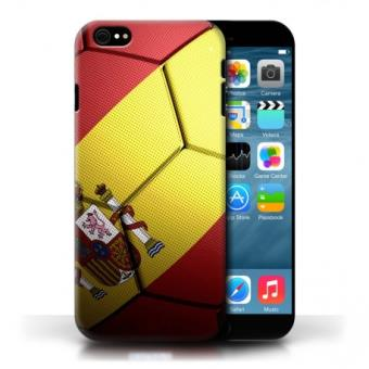 iphone 6 6s coque football espagne achat prix fnac. Black Bedroom Furniture Sets. Home Design Ideas