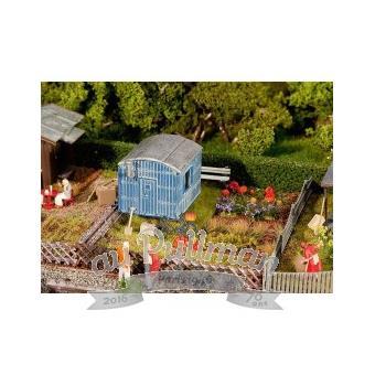 Jardin ouvrier mobile hom achat prix fnac for Jardin ouvrier