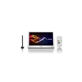 Télé portable TNT HD LENCO TFT 1026 Blanche Acheter sur Fnac.com
