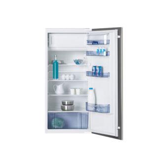 brandt bis2202bw r frig rateur avec compartiment freezer int grable blanc achat prix. Black Bedroom Furniture Sets. Home Design Ideas