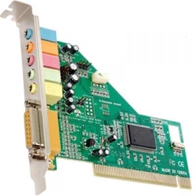 Carte SON sur port PCI 6 Canaux - CMI8738/PCI-6ch-MX. Utilisation : Pour compléter une carte mère ne disposant pas de sortie son, ou dont la sortie son n´est pas qualitative. Installation rapide et facile. Compatibilité :Toute carte mère disposant de port