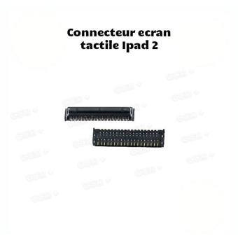 connecteur ecran tactile ipad 2 achat prix fnac. Black Bedroom Furniture Sets. Home Design Ideas