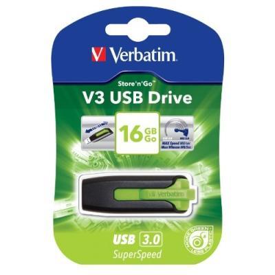 Dotée dune interface USB 3.0 pour le transfert de données SuperSpeed, la clé USB Store n Go V3 est jusquà 10 fois plus rapide quune interface USB 2.0, permettant ainsi daugmenter la vitesse de transfert et denregistrer des fichiers plus volumineux de nimp