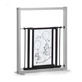 hauck barri re de s curit designer gate winnie l 39 ourson. Black Bedroom Furniture Sets. Home Design Ideas