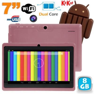 Cette tablette tactile Android est la tablette idéale pour tout acheteur qui souhaite une tablette puissante avec le meilleur rapport qualité prix. Dotée du système Android 4.4, elle utilise la puissance d´Android pour vous permettre de profiter au mieux