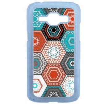 coque mosaique hexagonale compatible samsung galaxy j1. Black Bedroom Furniture Sets. Home Design Ideas
