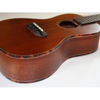 Kala ka smhc all solid mahogany housse ukulele for Housse ukulele concert