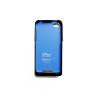 coque de protection rigide avec batterie int gr e pour apple iphone 4s achat prix fnac. Black Bedroom Furniture Sets. Home Design Ideas