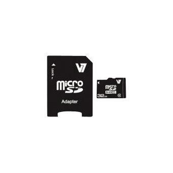 carte microsd high capacity sdhc v7 32 go class 10 achat prix fnac. Black Bedroom Furniture Sets. Home Design Ideas