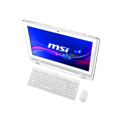 A4 Bianco 4gb Ae220 21 Amd 052xeu 5 5m Lcd 500gb Pc Dvd Msi 6210 HW9EDI2