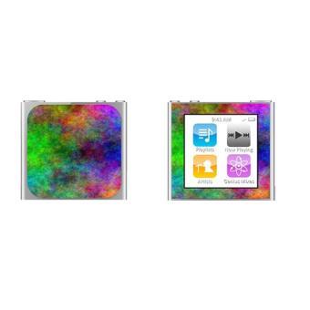 skin stickers pour apple ipod nano 6 sticker tissu colore achat prix fnac. Black Bedroom Furniture Sets. Home Design Ideas