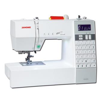 Machine coudre janome dc 6030 garantie 5 ans achat for Machine a coudre fnac
