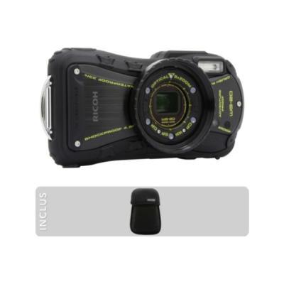 Capteur : à capteur CCD Viseur : Sans viseur Résolution : 11 à 15 Mpixels Zoom optique : Inférieur à 20x Stabilisation : Stabilisé Ecran : avec écran simple Alimentation : à batterie Vidéo : HD Avantages : Résistant à l´eau, la poussière, le sable, les ch