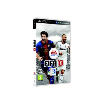 jeux psp electronic arts fifa 13 sur jeux vid o achat. Black Bedroom Furniture Sets. Home Design Ideas