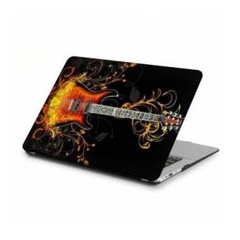 coque rigide macbook pro ecran retina 13 pouces guitare guitare feu n achat prix fnac. Black Bedroom Furniture Sets. Home Design Ideas