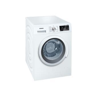 siemens wm12t360ff machine laver chargement frontal pose libre achat prix fnac. Black Bedroom Furniture Sets. Home Design Ideas