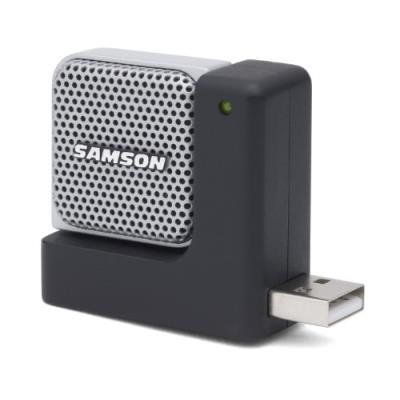 samson go mic direct microphone à condensateur usb