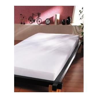 protege matelas 80x200 cm molleton apathite peut bouillir. Black Bedroom Furniture Sets. Home Design Ideas